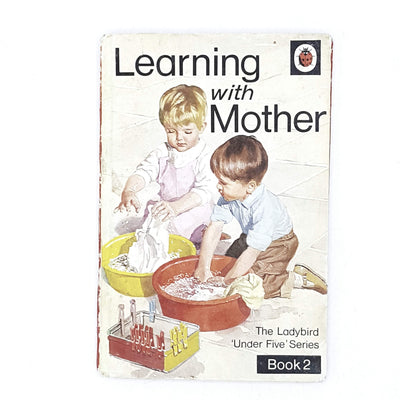 Learning With Mother by Harry Wingfield 1970