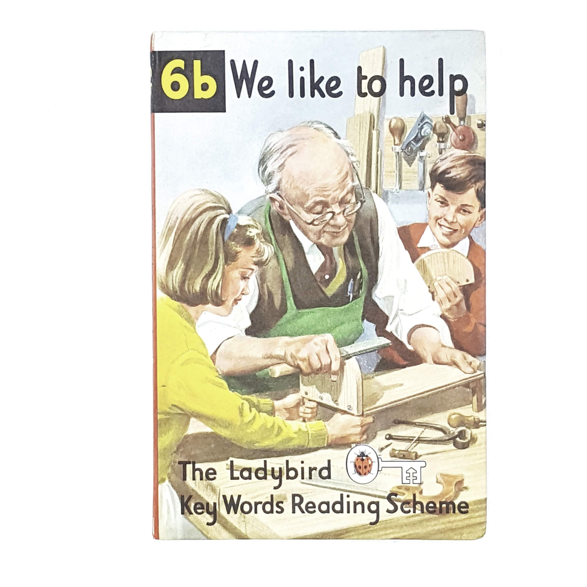 We Like to Help by W. Murray 1965