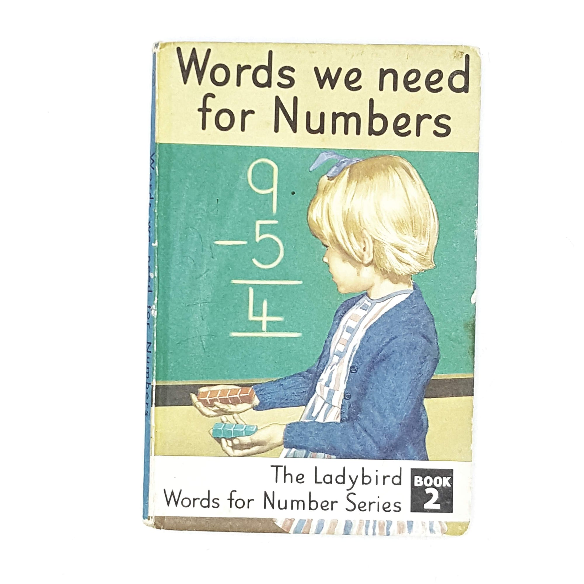 Words We Need for Numbers by W. Murray 1966