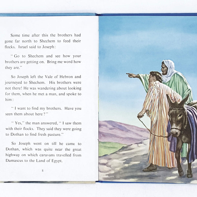 The Story of Joseph by Lucy Diamond 1955