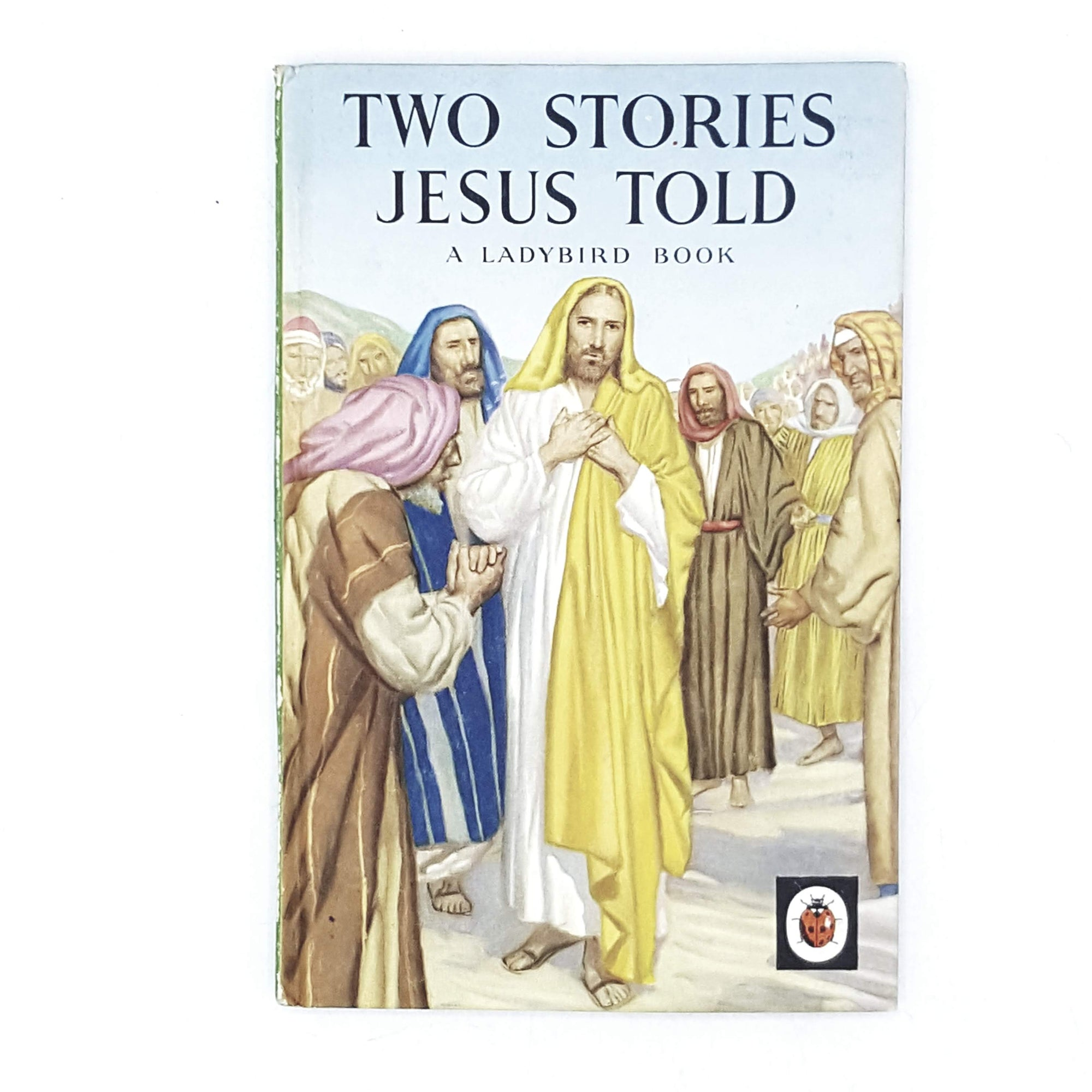 Two Stories Jesus Told by Lucy Diamond 1956