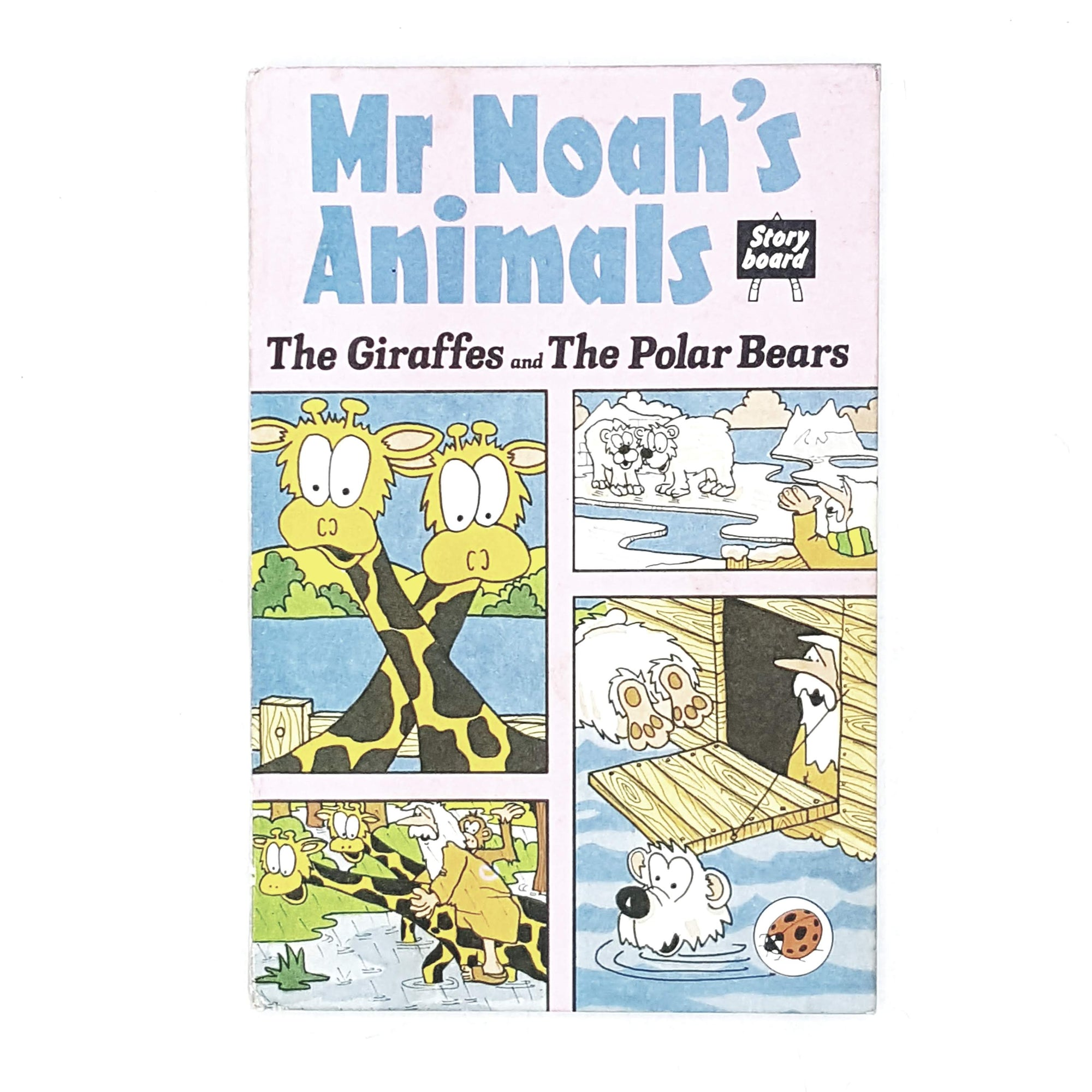 Mr. Noah's Animals by Peter Kingston