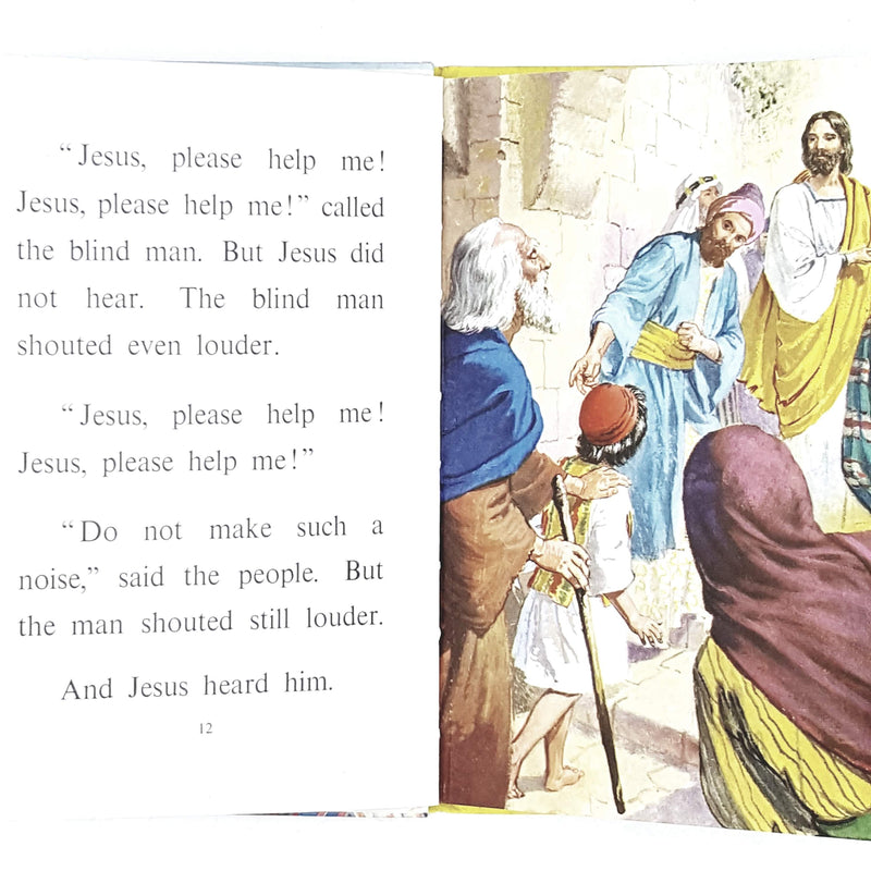 Jesus the Helper by Hilda Rostron 1960