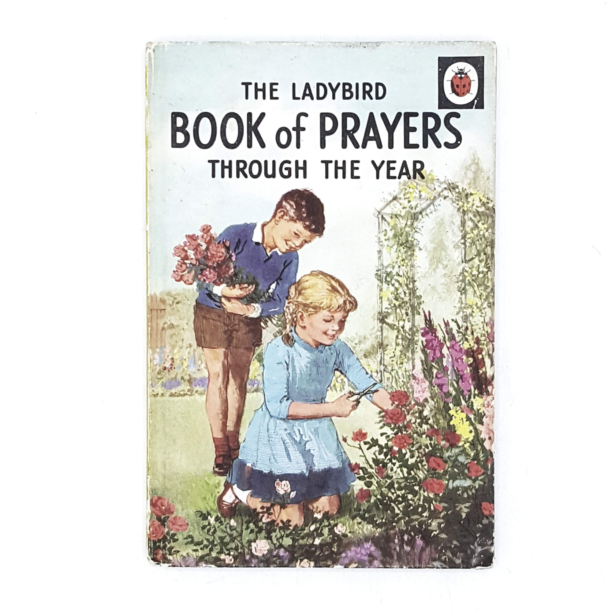 Book of Prayers by Hilda Rostron 1964