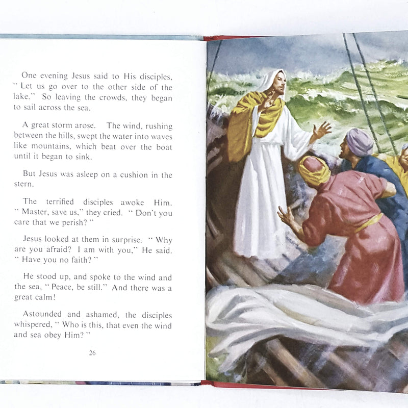 Jesus by the Sea of Galilee by Lucy Diamond 1958
