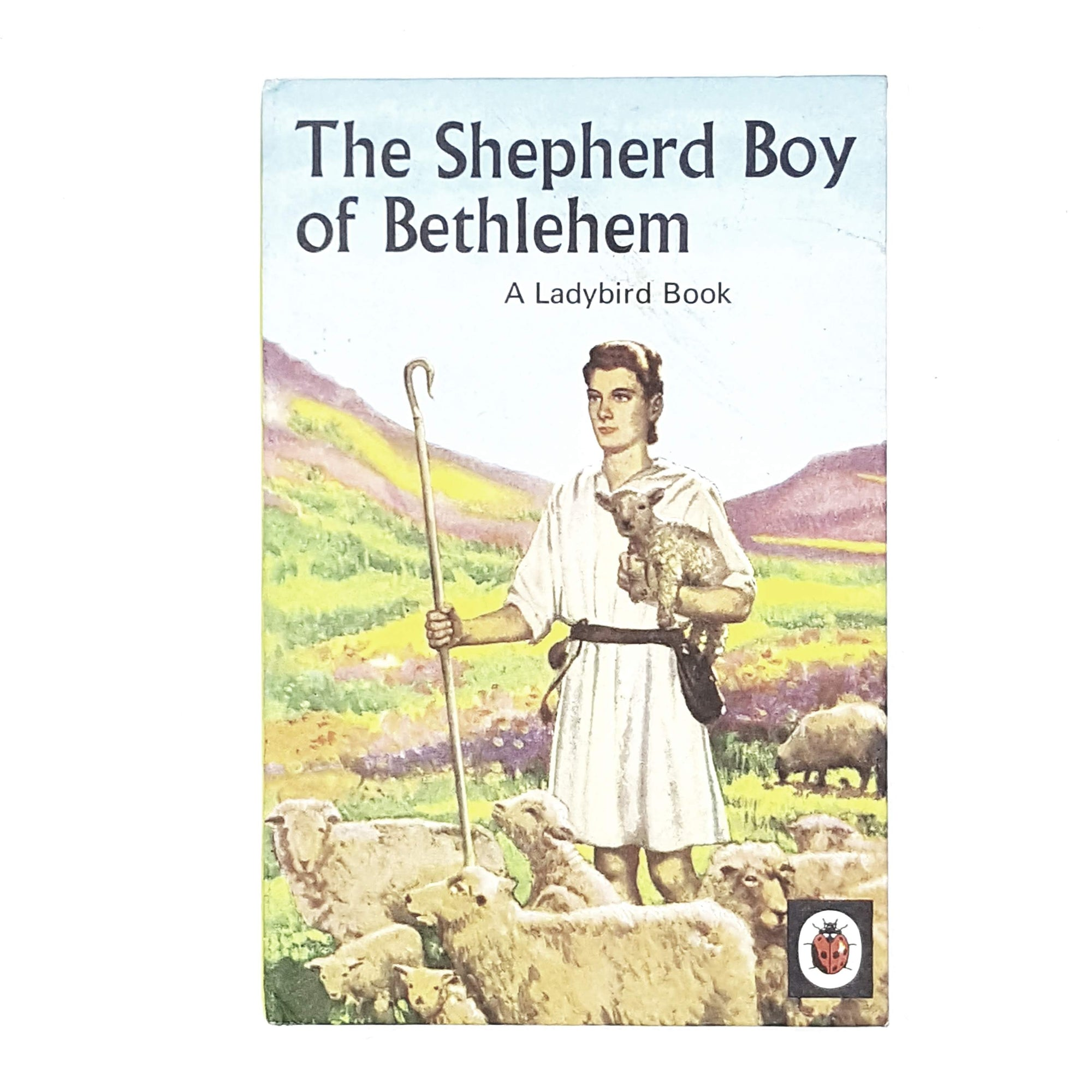 The Shepherd Boy of Bethlehem by Lucy Diamond 1953