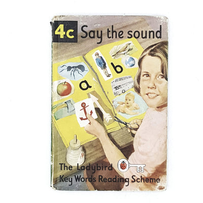Say the Sound by W. Murray 1965