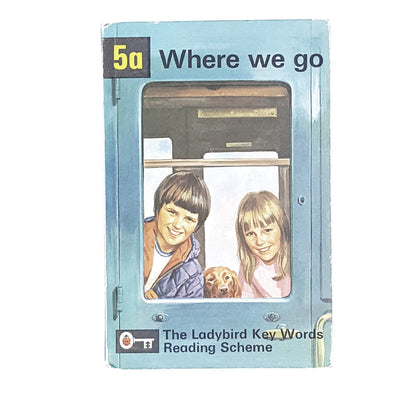 Where We Go by W. Murray 1964