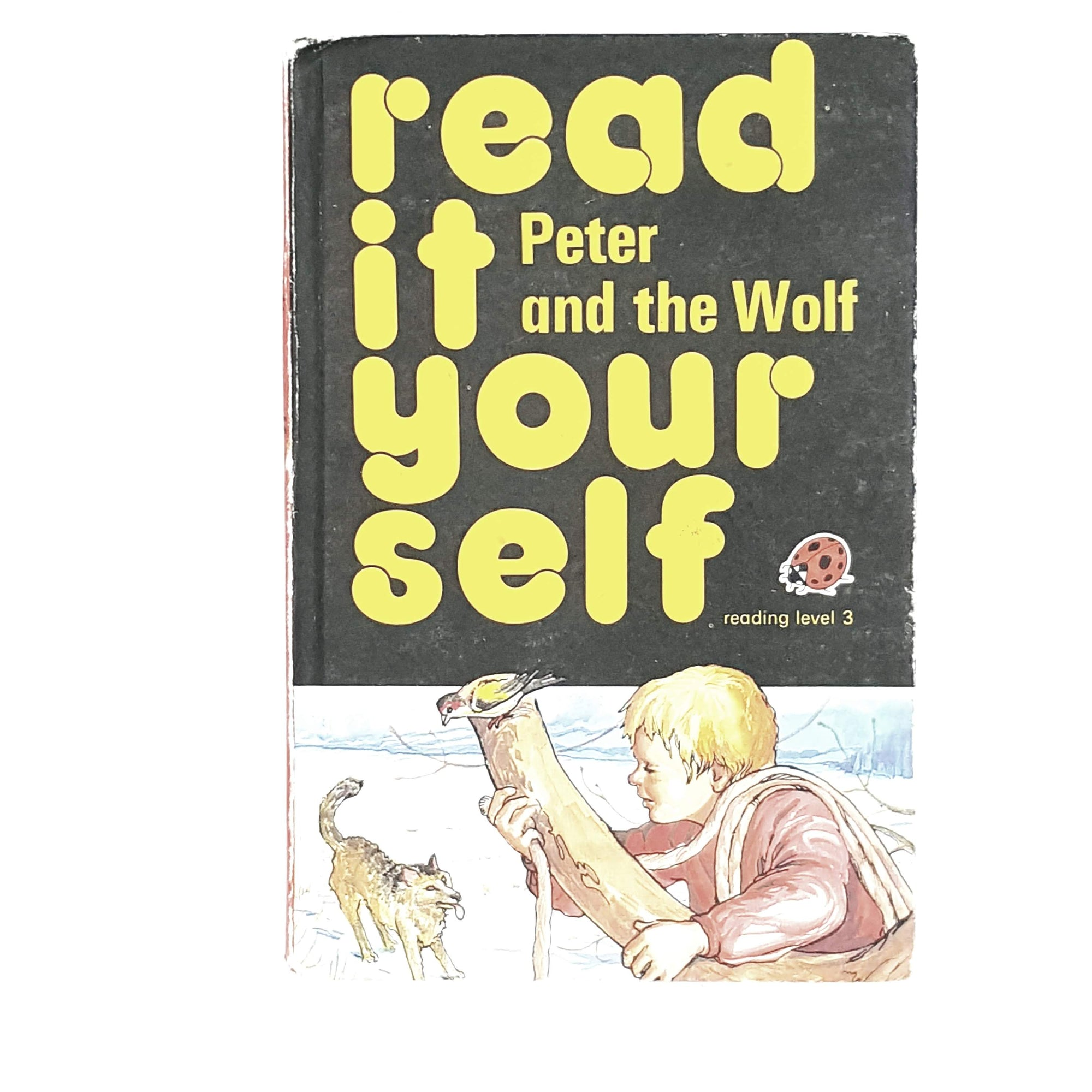 Peter and the Wolf by Fran Hunia 1978