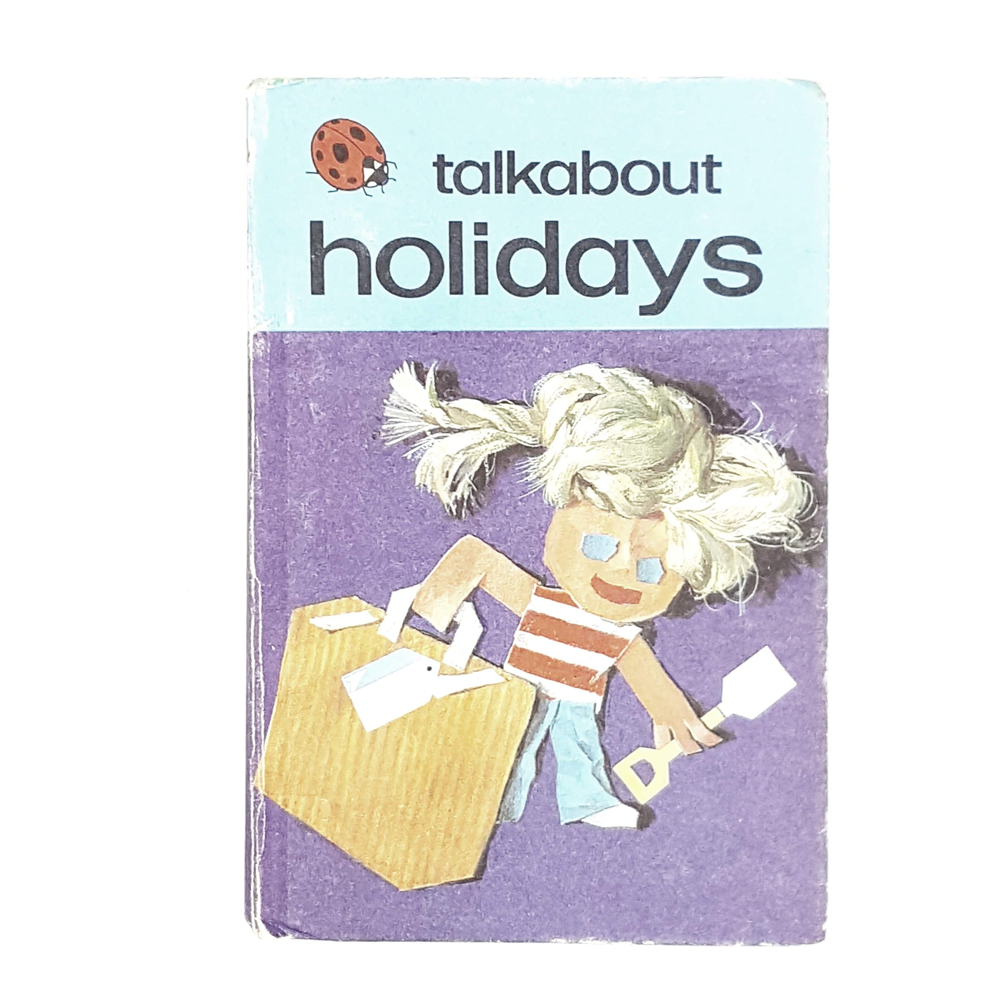 Talkabout Holidays by Margaret West 1977