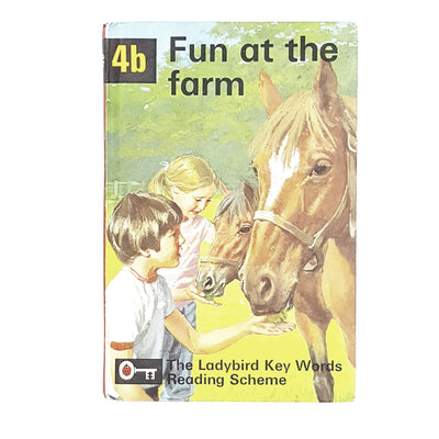 Fun at the Farm by W. Murray 1965
