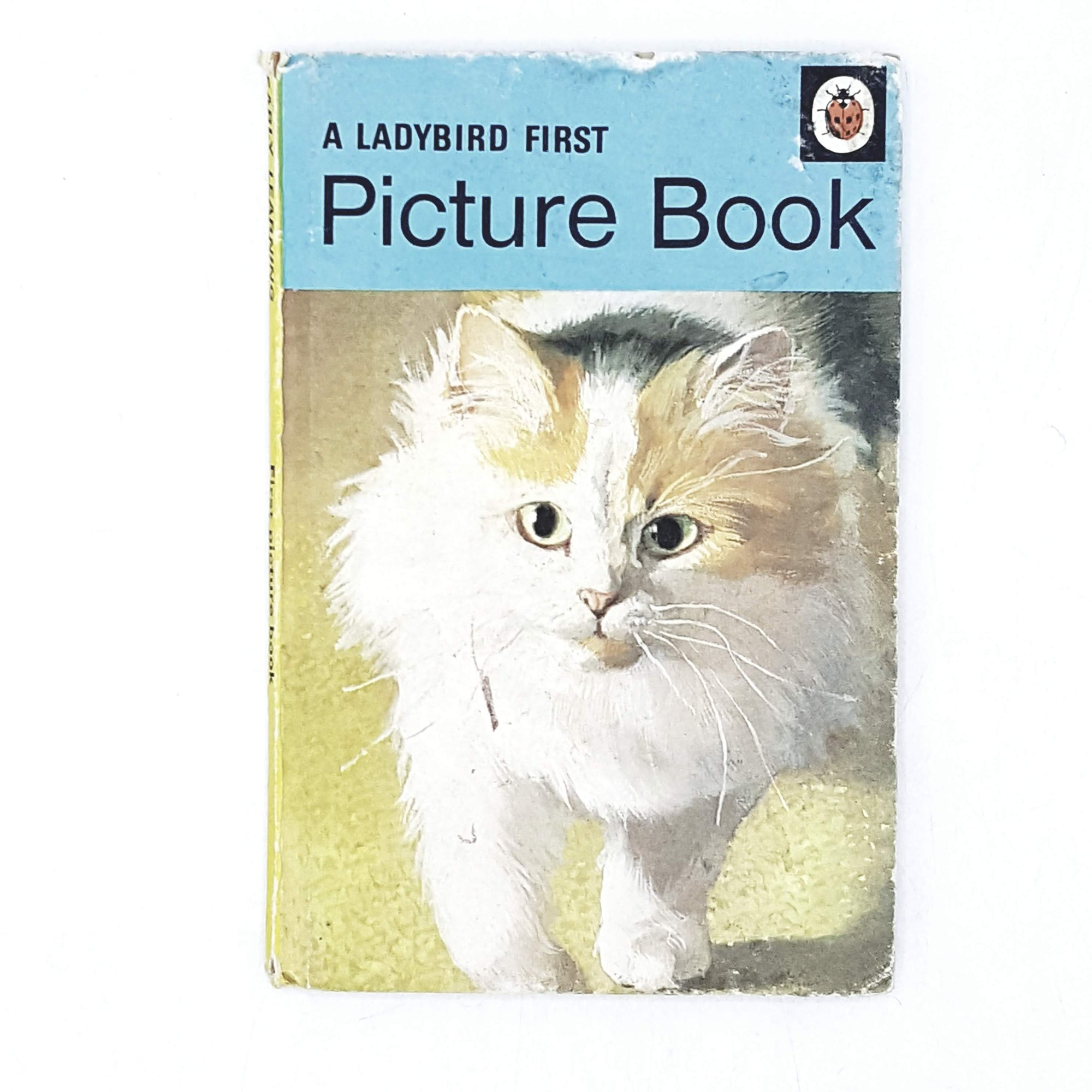 A Ladybird First Picture Book by Ethel Wingfield 1970