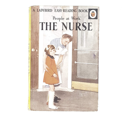 vintage-ladybird-the-nurse-british-books-country-house-library