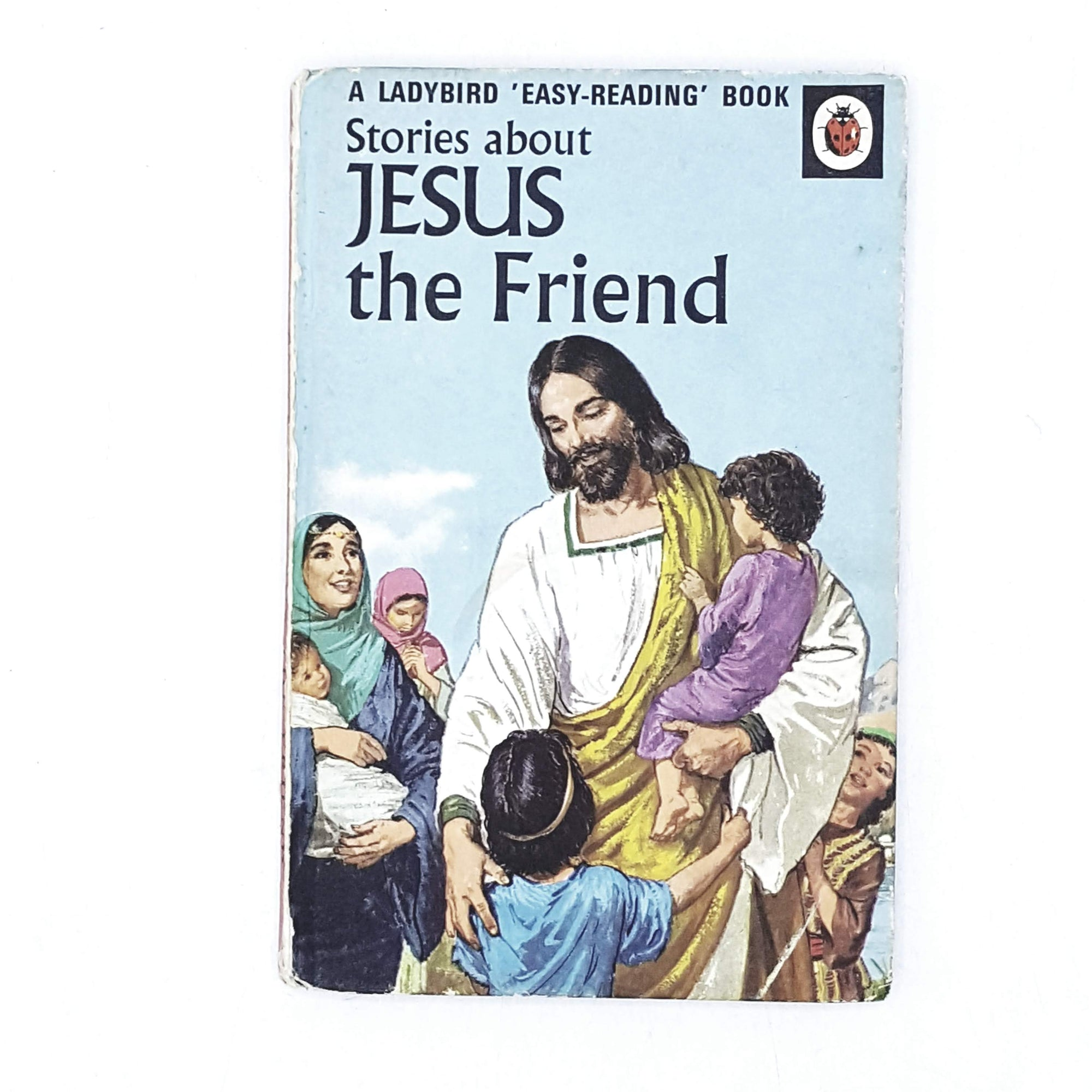 Ladybird Religion: Jesus the Friend 1961