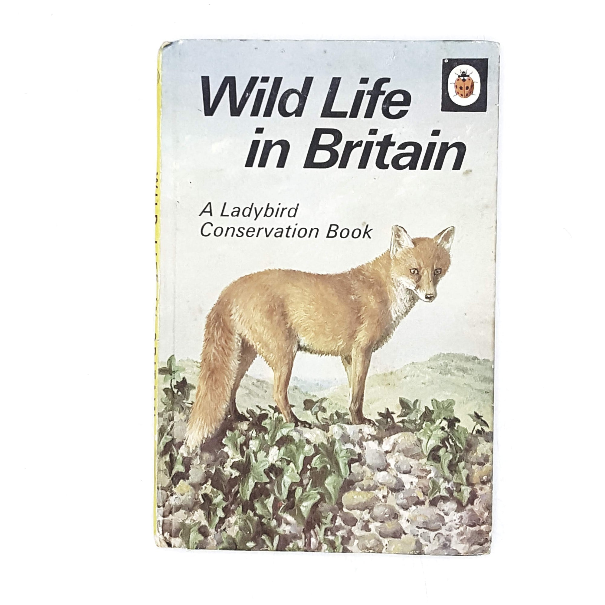 ladybird-animals-wild-life-in-britain-british-country-house-library