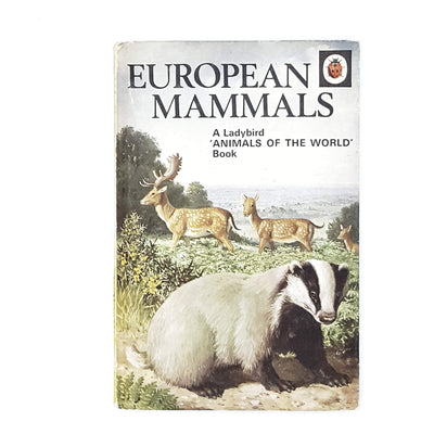 ladybird-animals-european-mammals-british-country-house-library