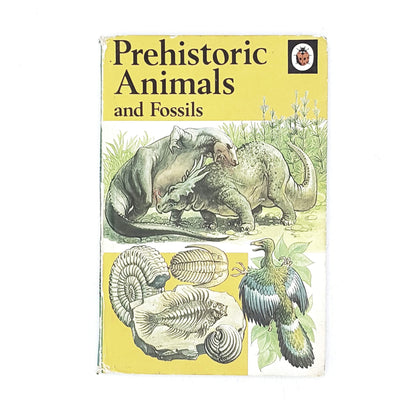 ladybird-animals-prehistoric-animals-kindergarten-books-country-house-library