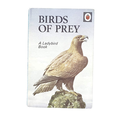old-ladybird-animals-birds-of-prey-kindergarten-books-country-house-library