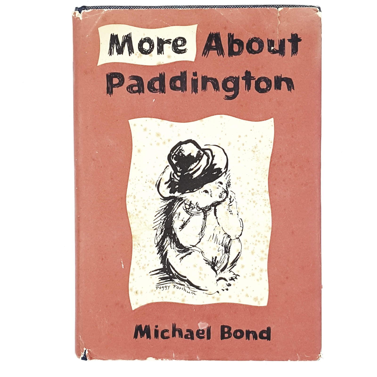 More About Paddington by Michael Bond 1968
