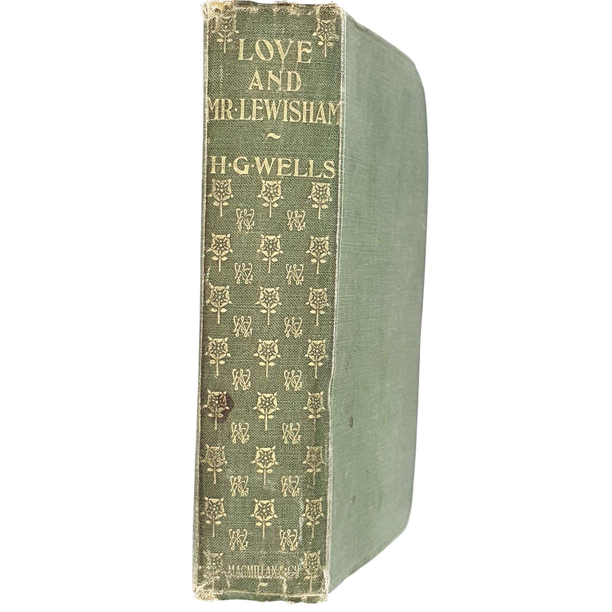 H. G. Wells's Love and Mr. Lewisham 1906