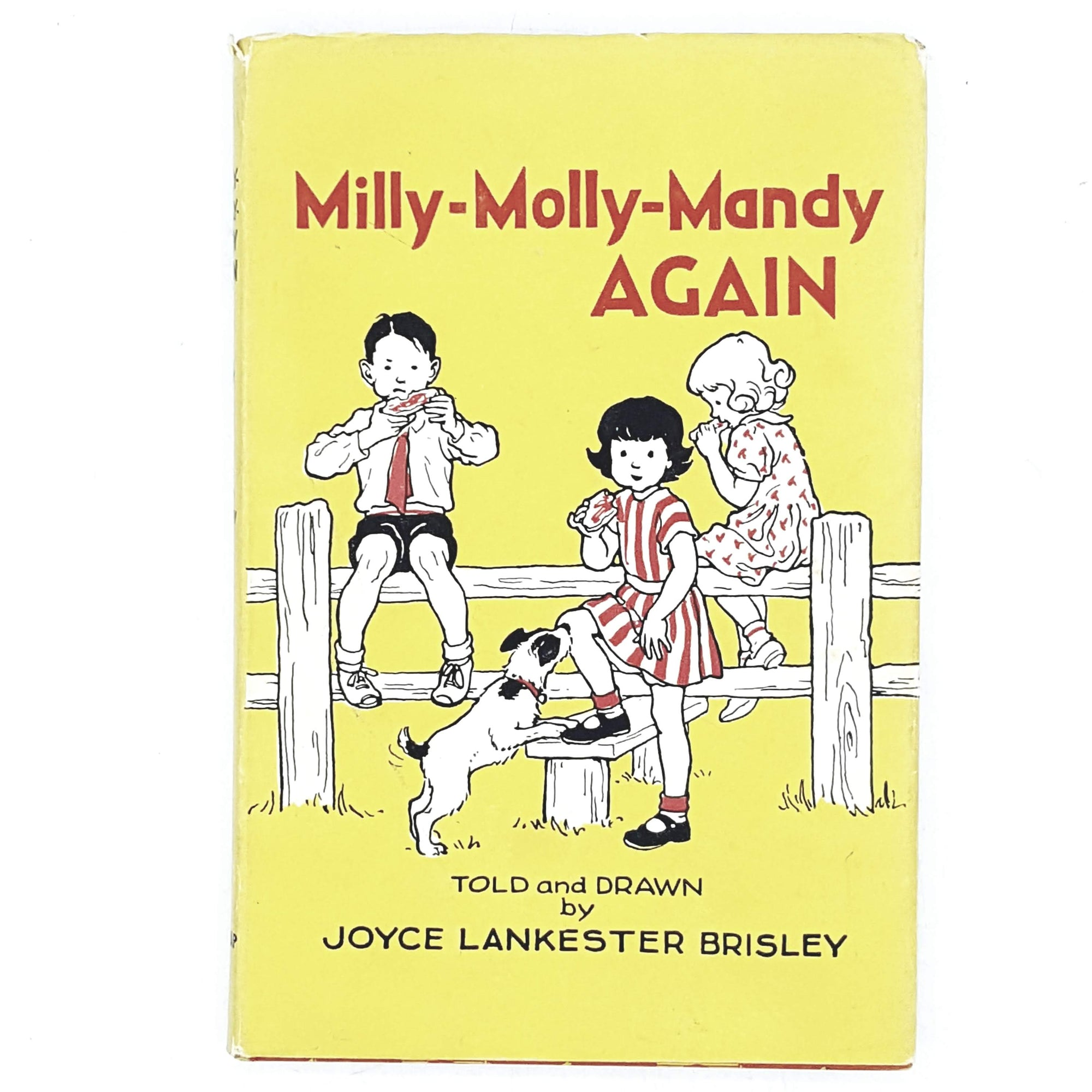 Vintage Children's Milly-Molly-Mandy Again by Joyce Lankester Brisley 1967