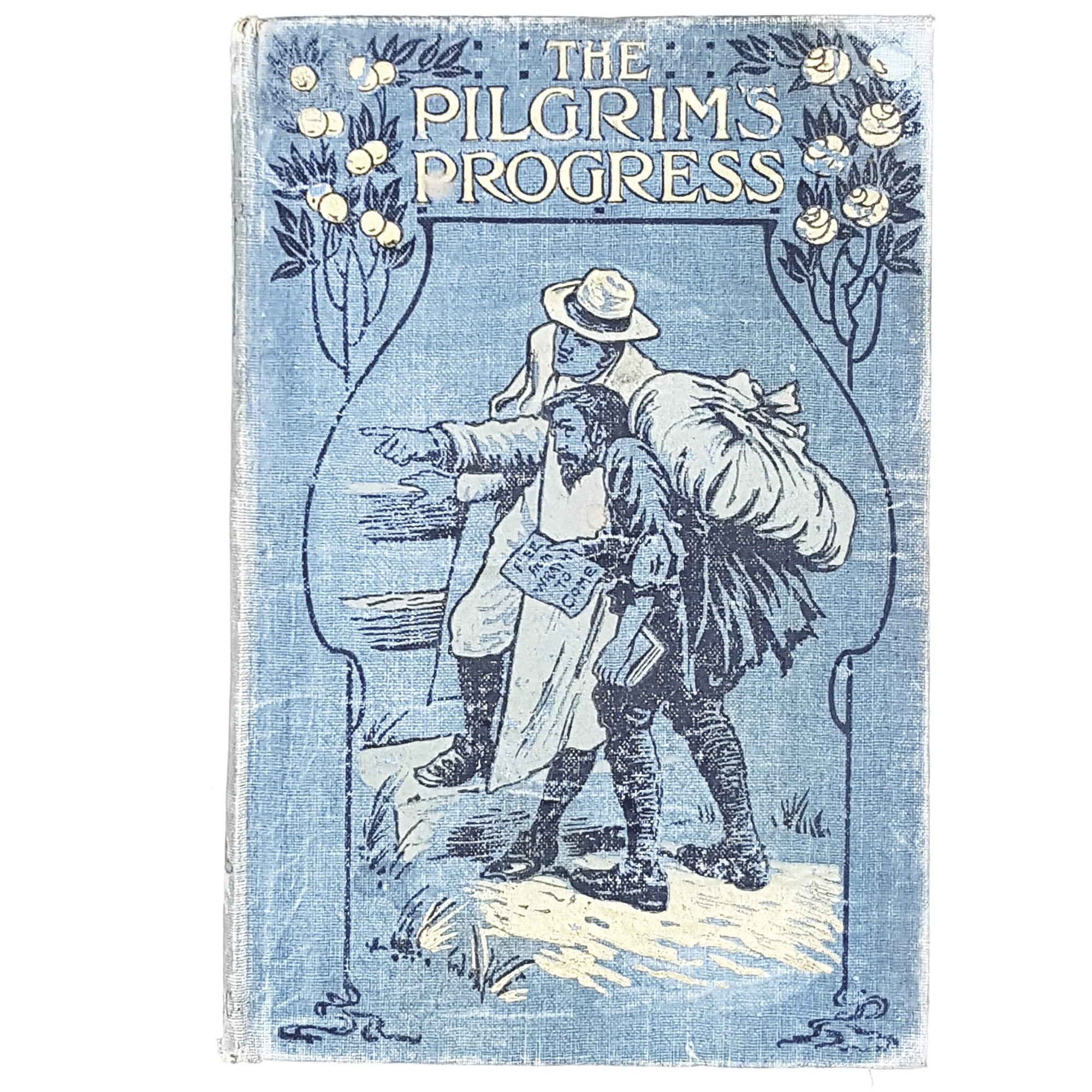 Illustrated The Pilgrim's Progress by John Bunyan