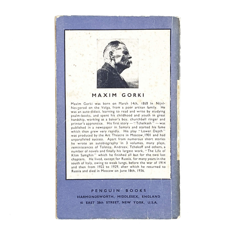 vintage-penguin-fragments-from-my-diary-by-maxim-gorki-blue-biography-country-house-library