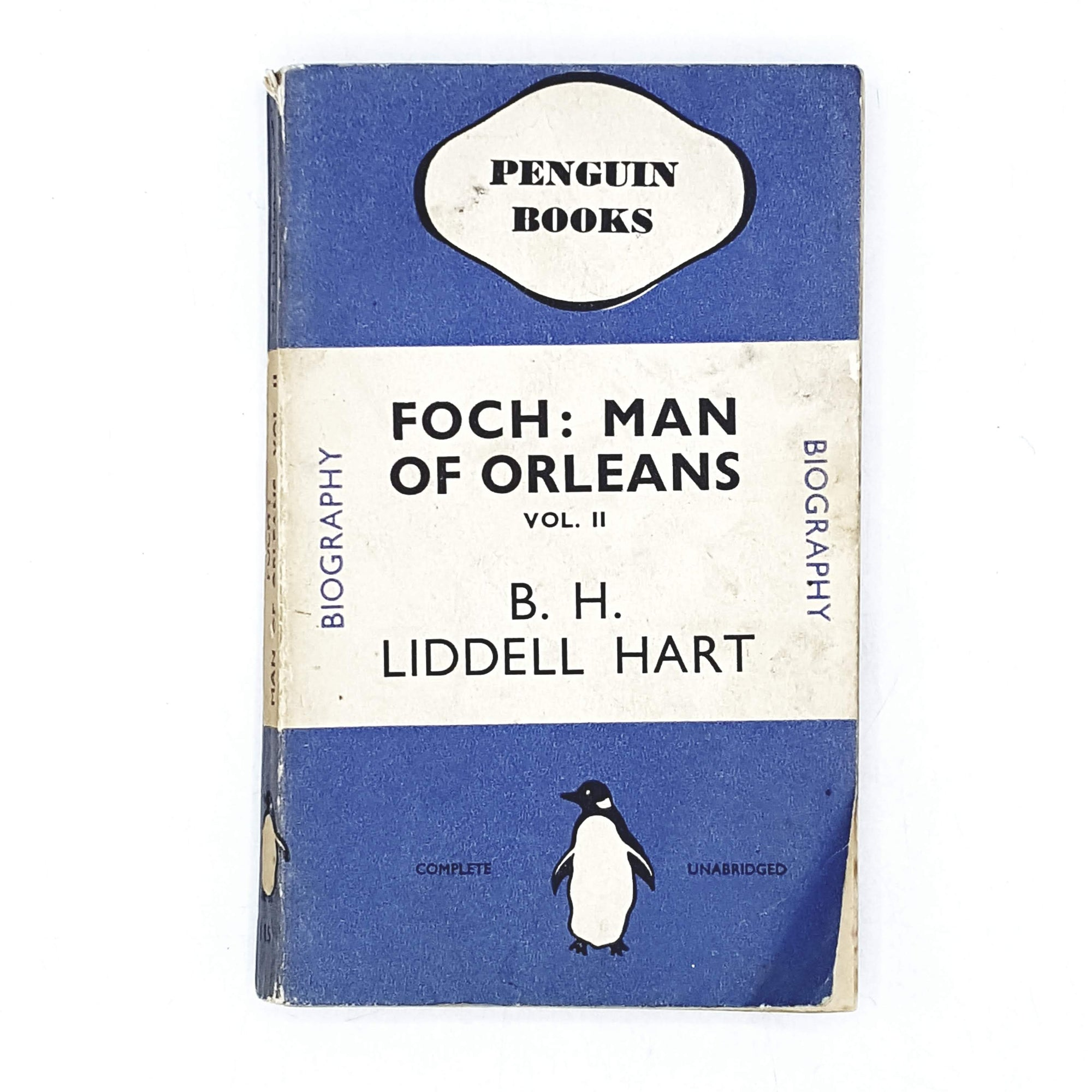 vintage-penguin-foch-man-of-orleans-blue-country-house-library