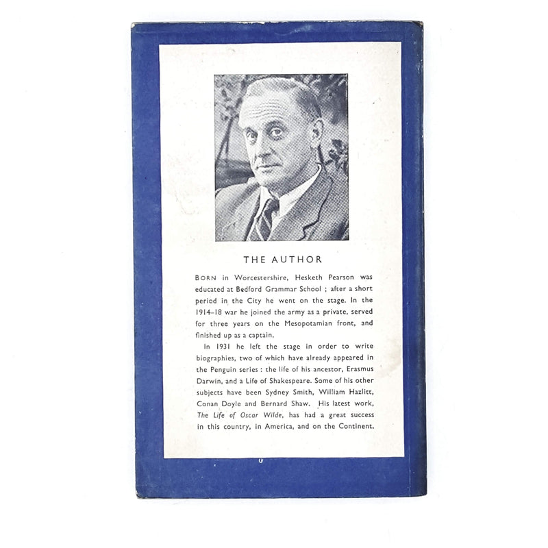 vintage-penguin-the-hero-of-dehli-by-hesketh-pearson-blue-biography-country-house-library