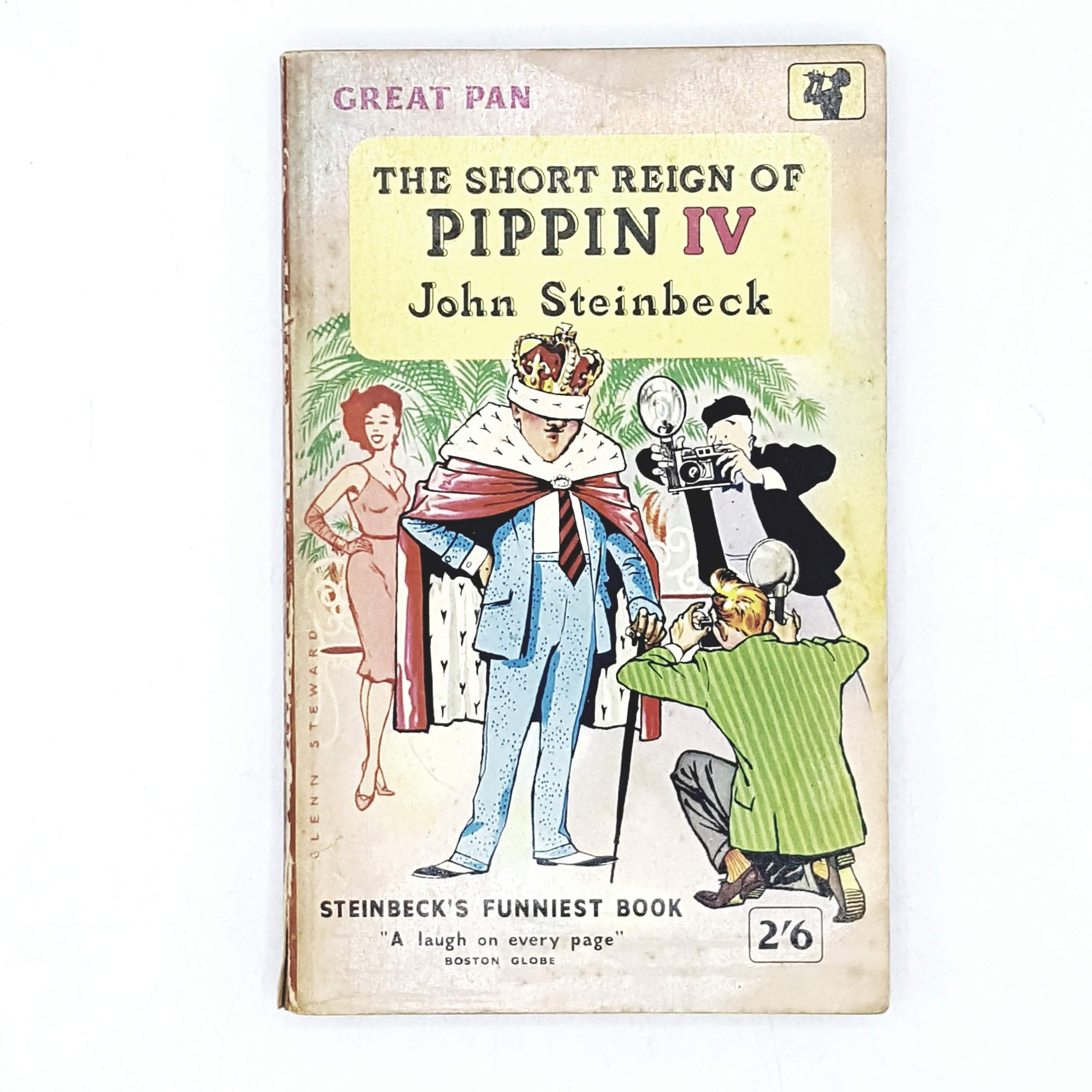 John Steinbeck's The Short Reign of Pippin IV 1957