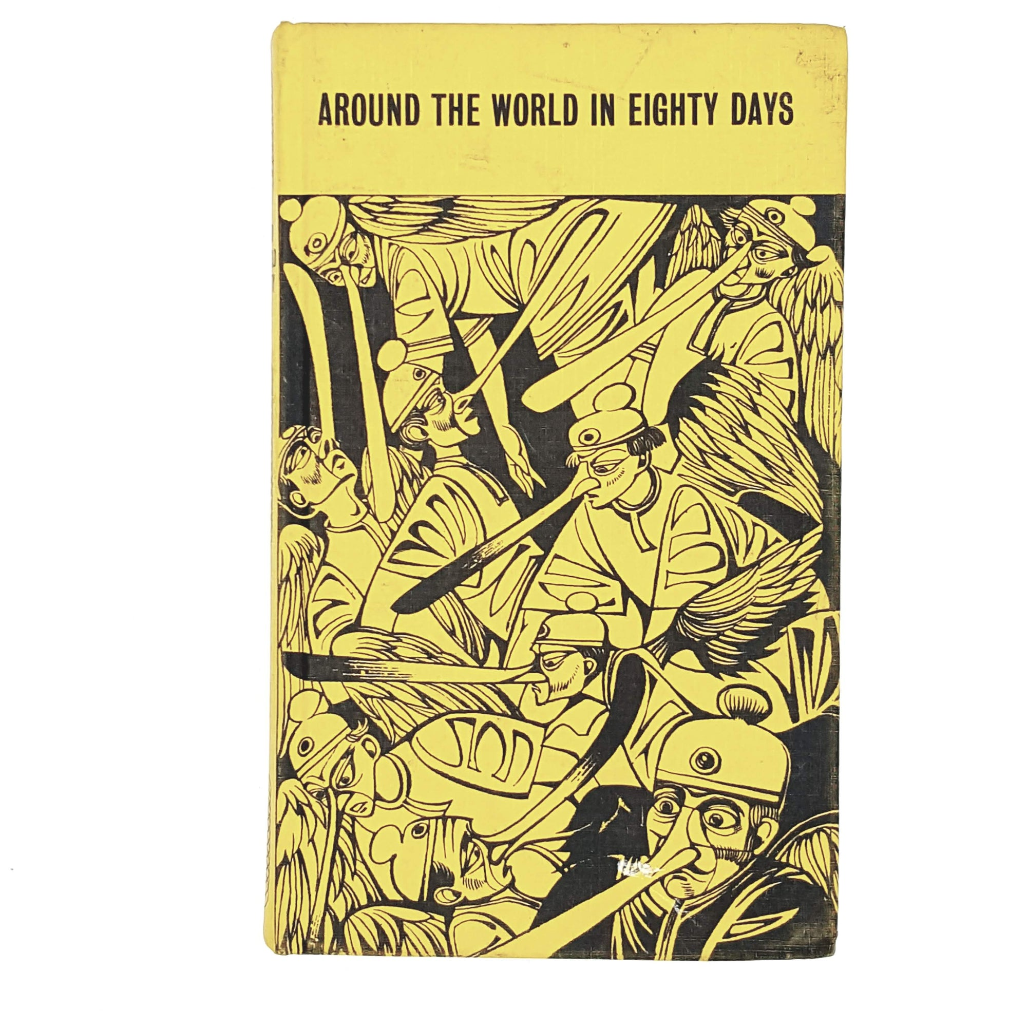 Around the World in Eighty Days by Jules Verne 1967