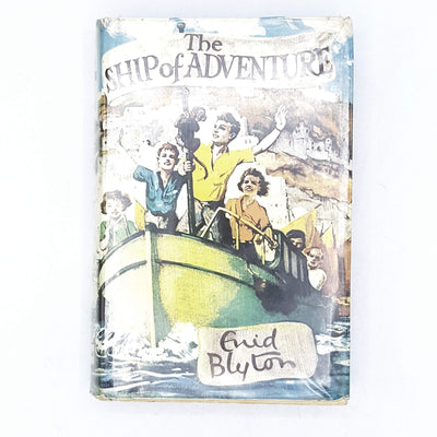 enid-blytons-the-ship-of-adventure-country-house-library