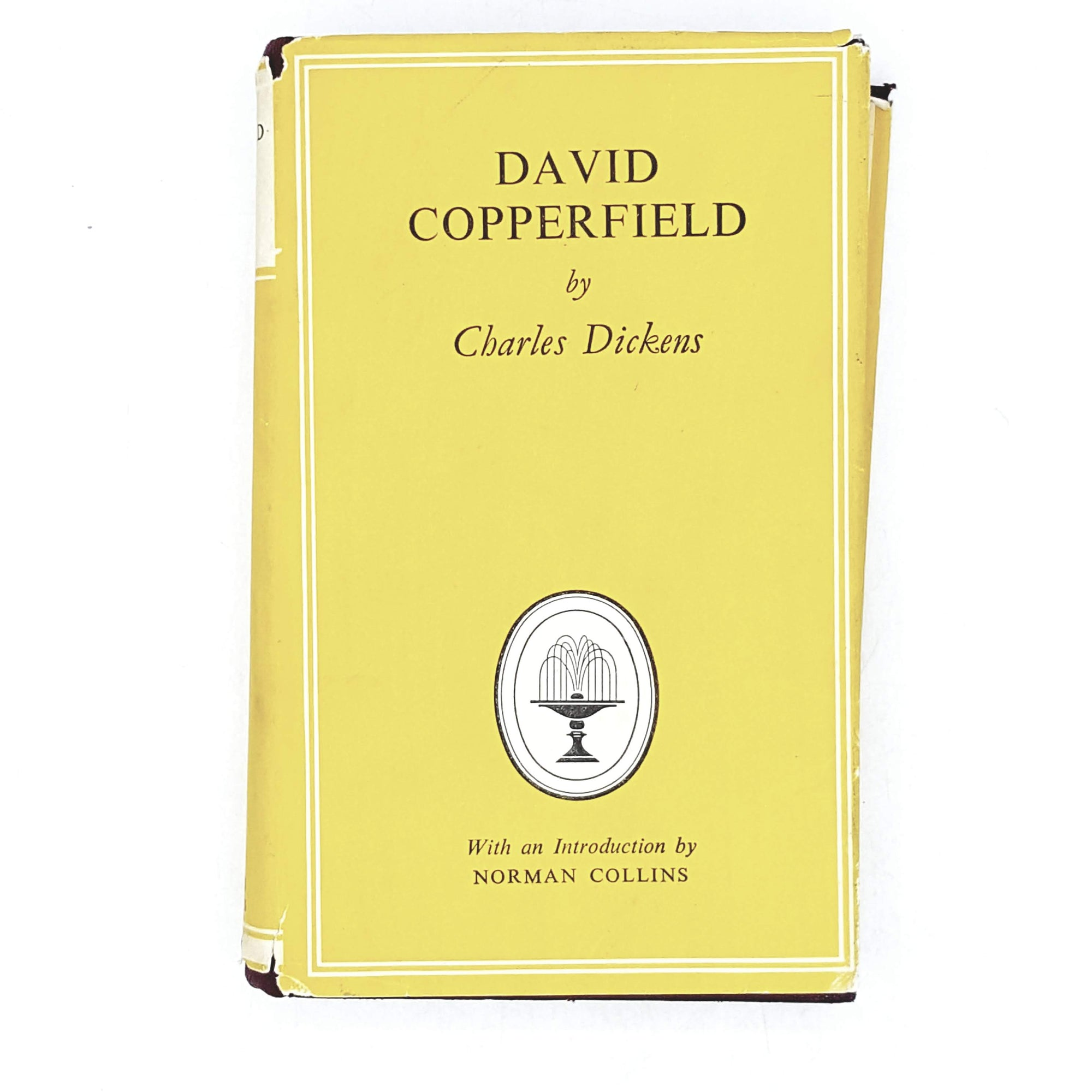 charles-dickens-david-copperfield-yellow-classic-country-house-library