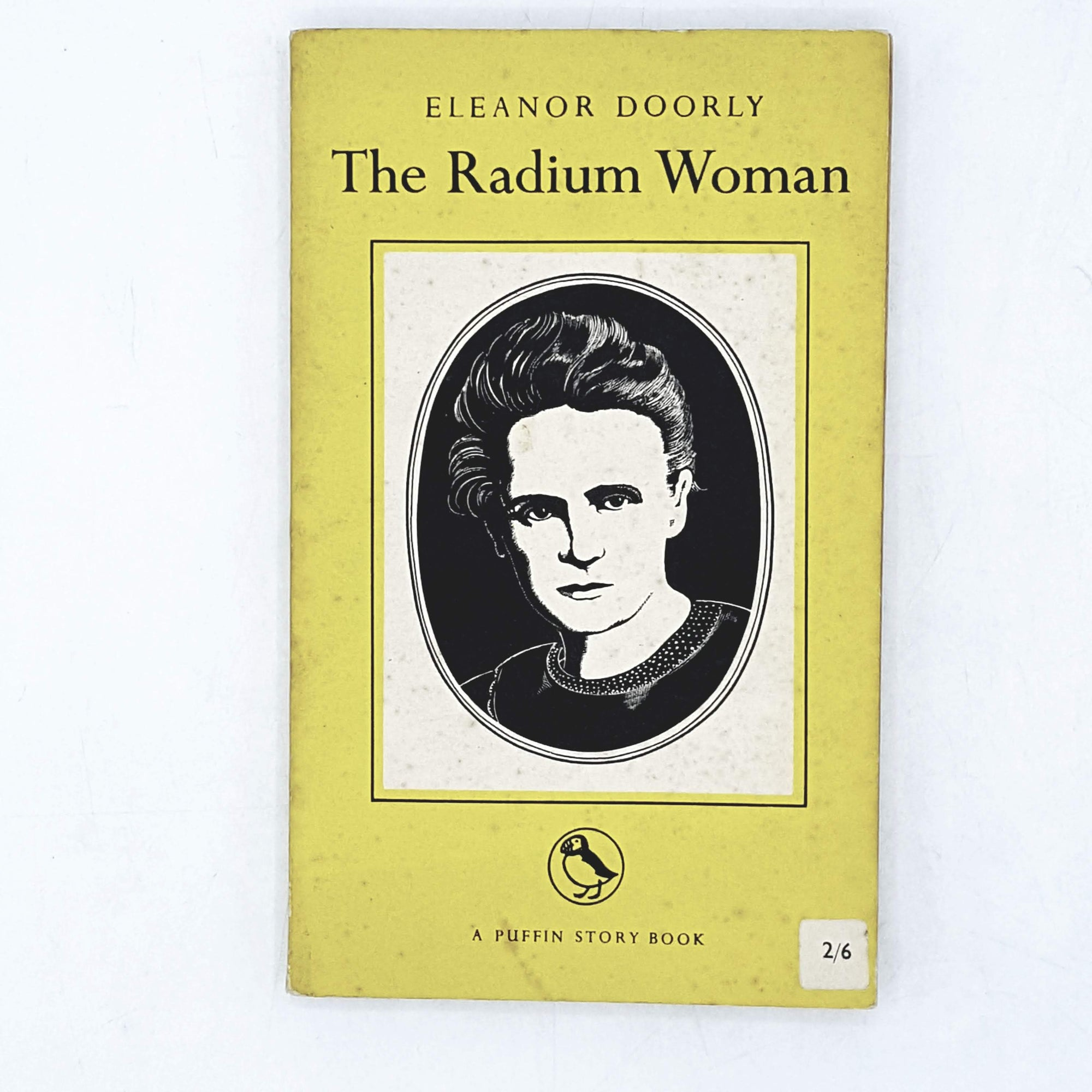 Vintage Puffin The Radium Woman by Eleanor Doorly 1953