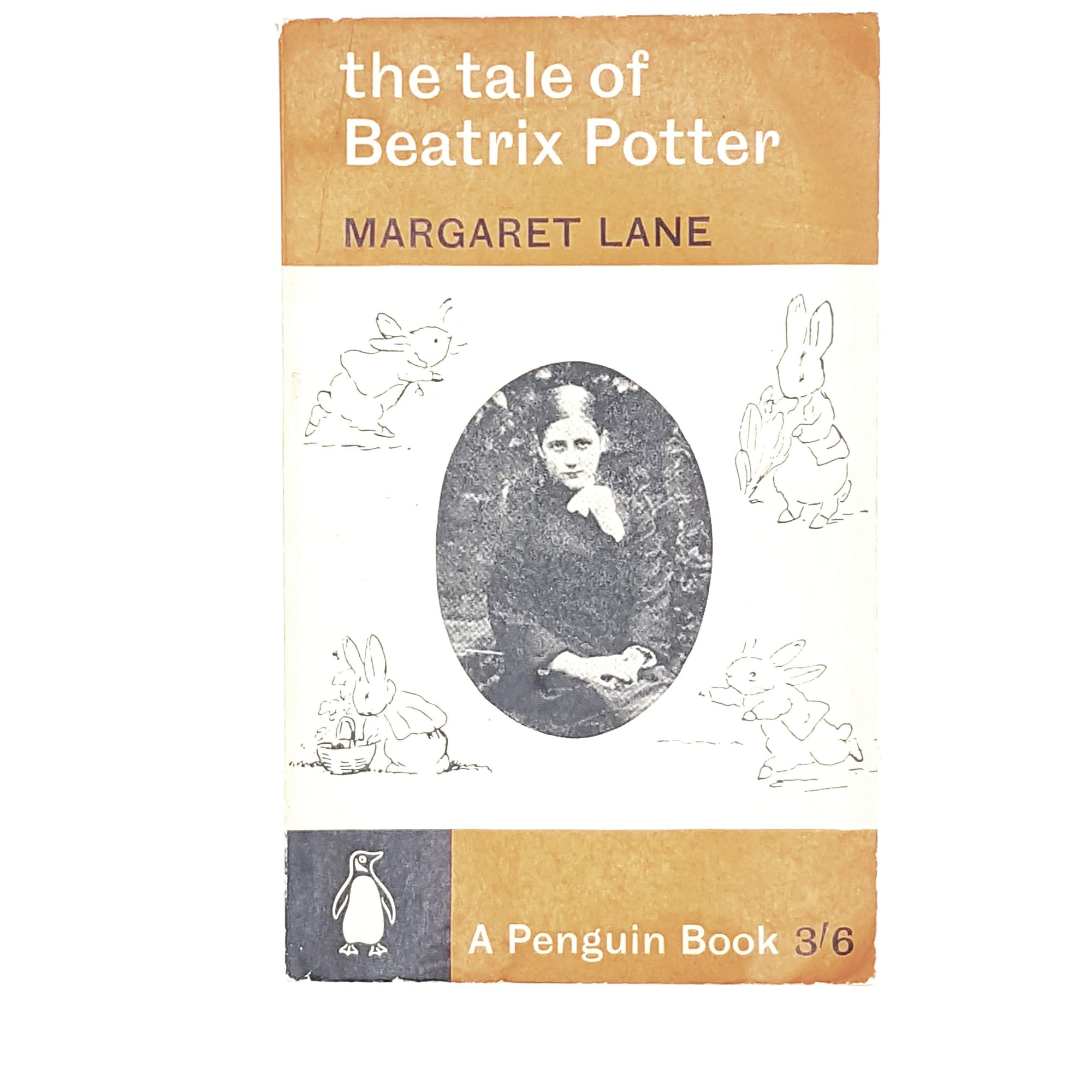 Beatrix Potter's Tale by Margaret Lane 1962