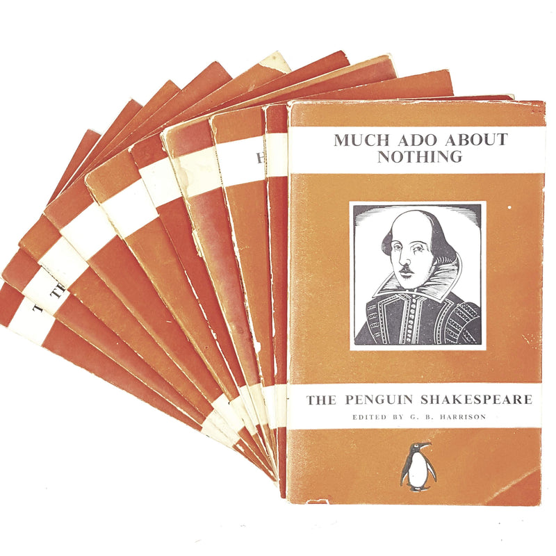 Penguin Shakespeare Collection 1940 - 1947