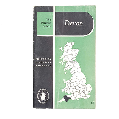 vintage-penguin-devon-green-country-house-library