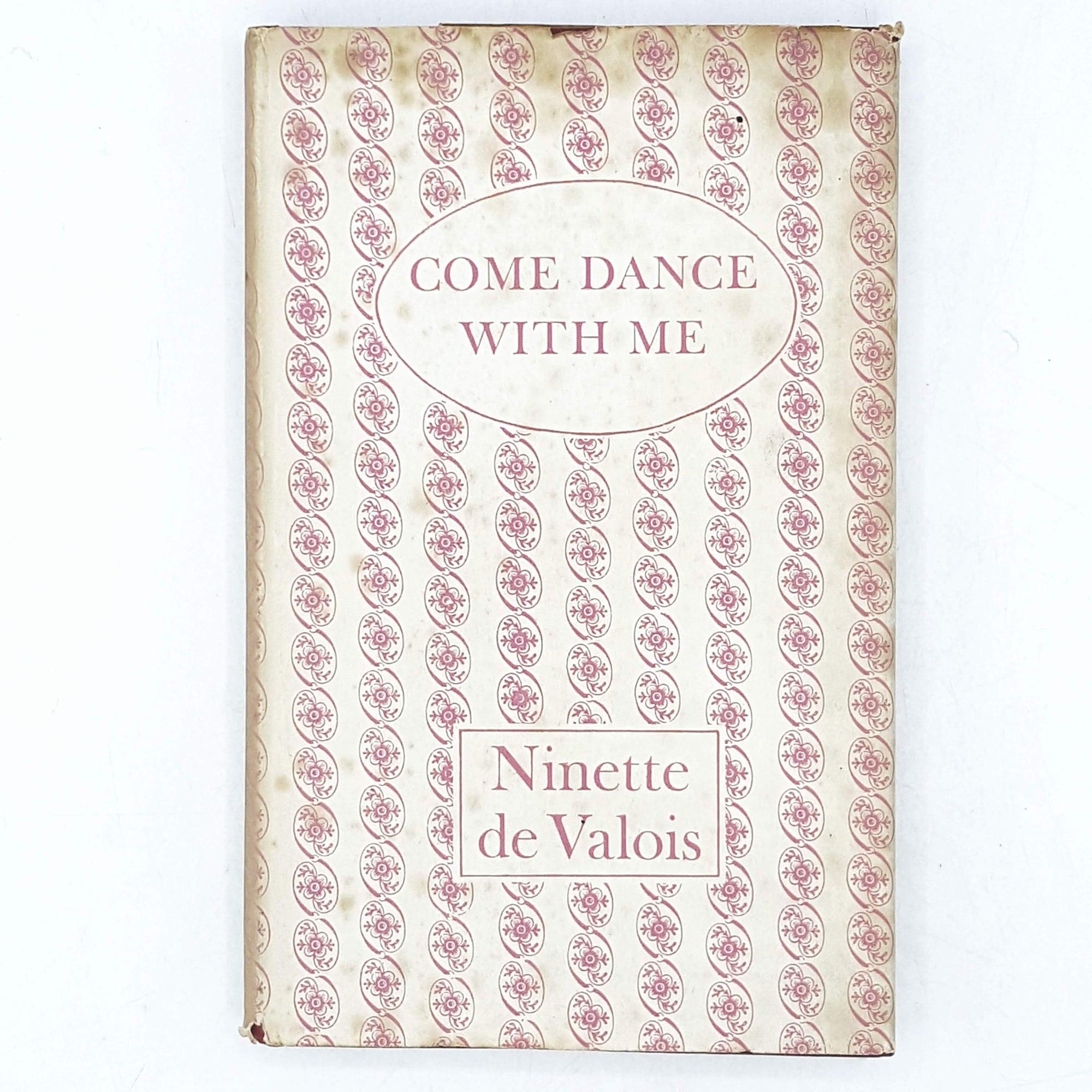 Come Dance with Me by Ninette de Valois 1959