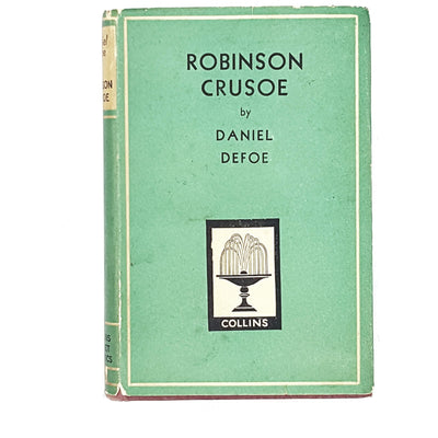 robinson-crusoe-daniel-defoe-green-classic-country-house-library
