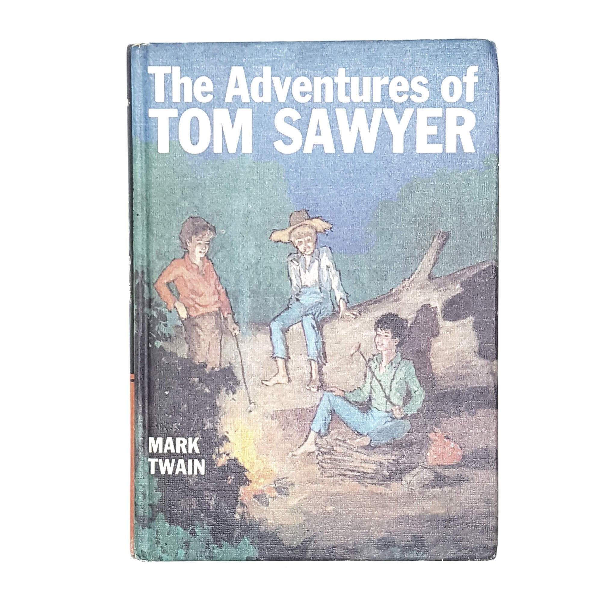 Mark Twain's The Adventures of Tom Sawyer 1972