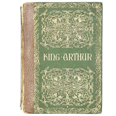 king-arthur-knights-waldo-cutler-gold-country-house-library