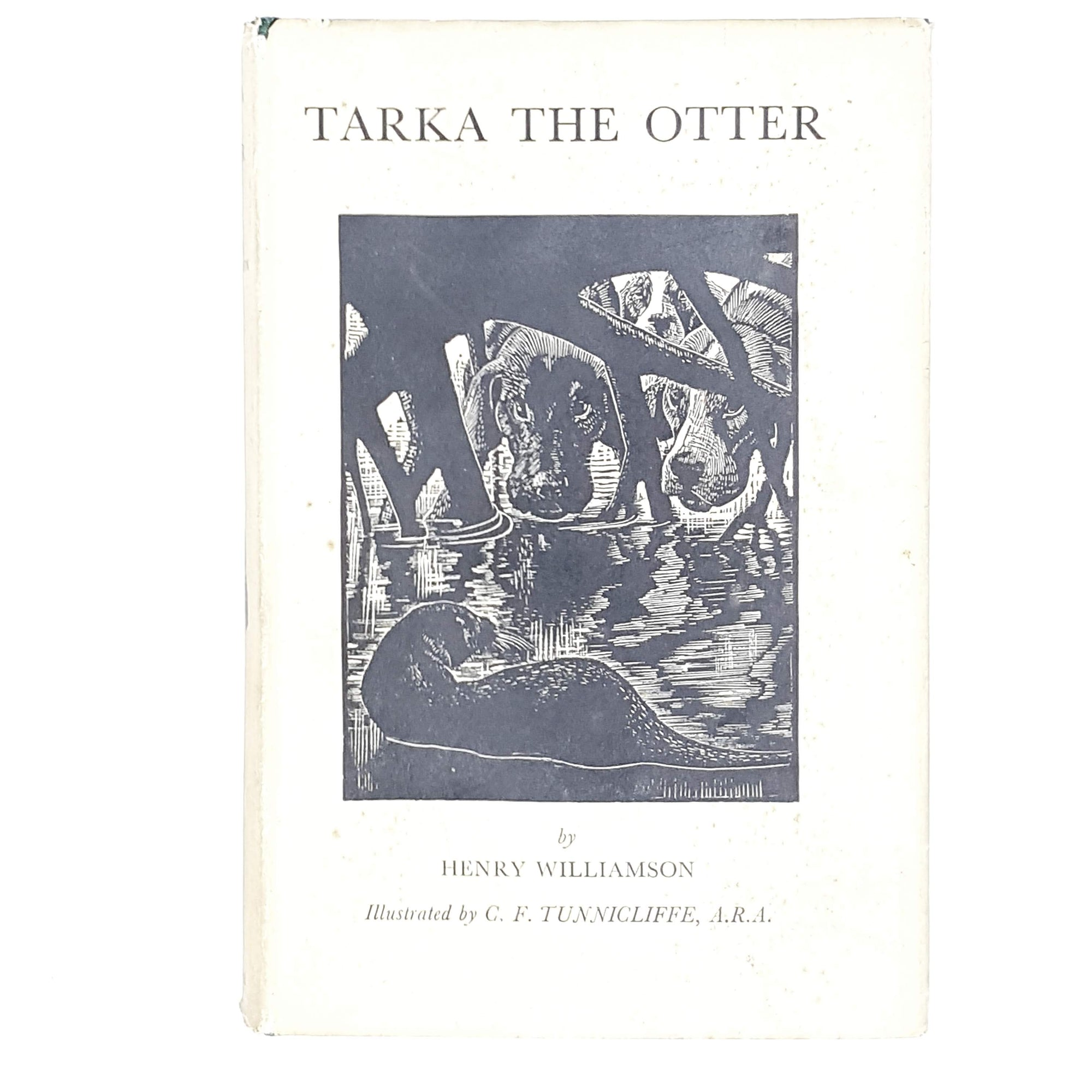 Illustrated Tarka the Otter by Henry Williamson 1948