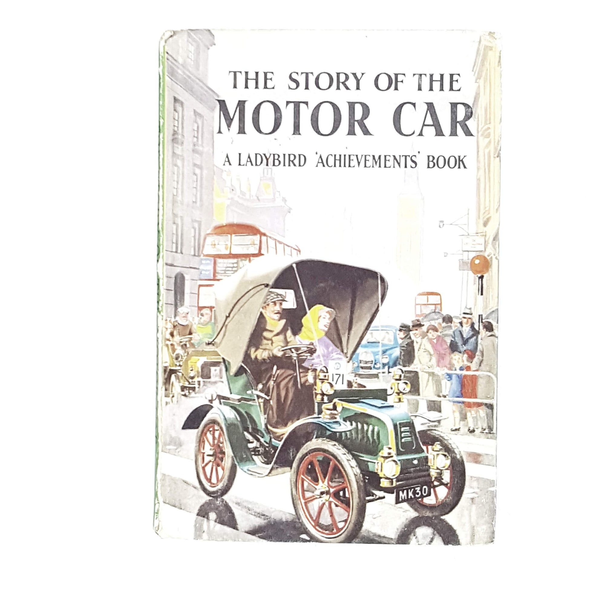 Vintage Ladybird: The Story of the Motor Car 1962