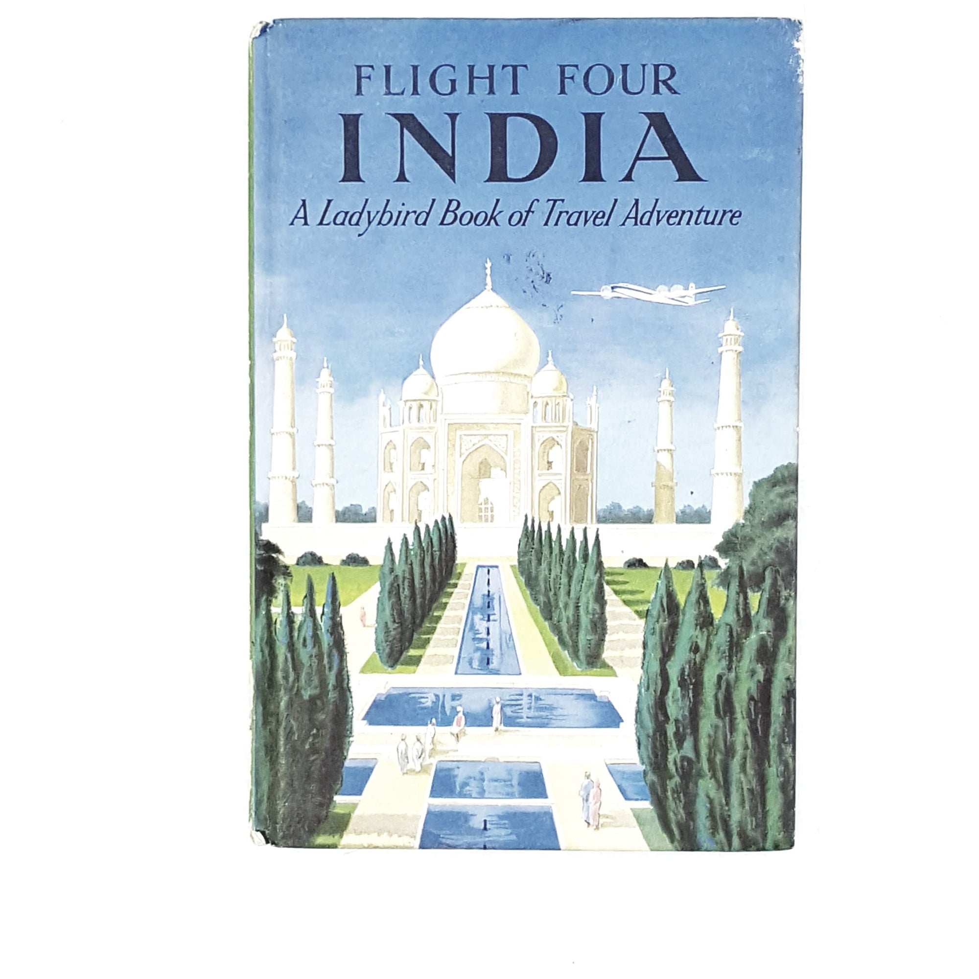 Vintage Ladybird: Flight Four India 1960