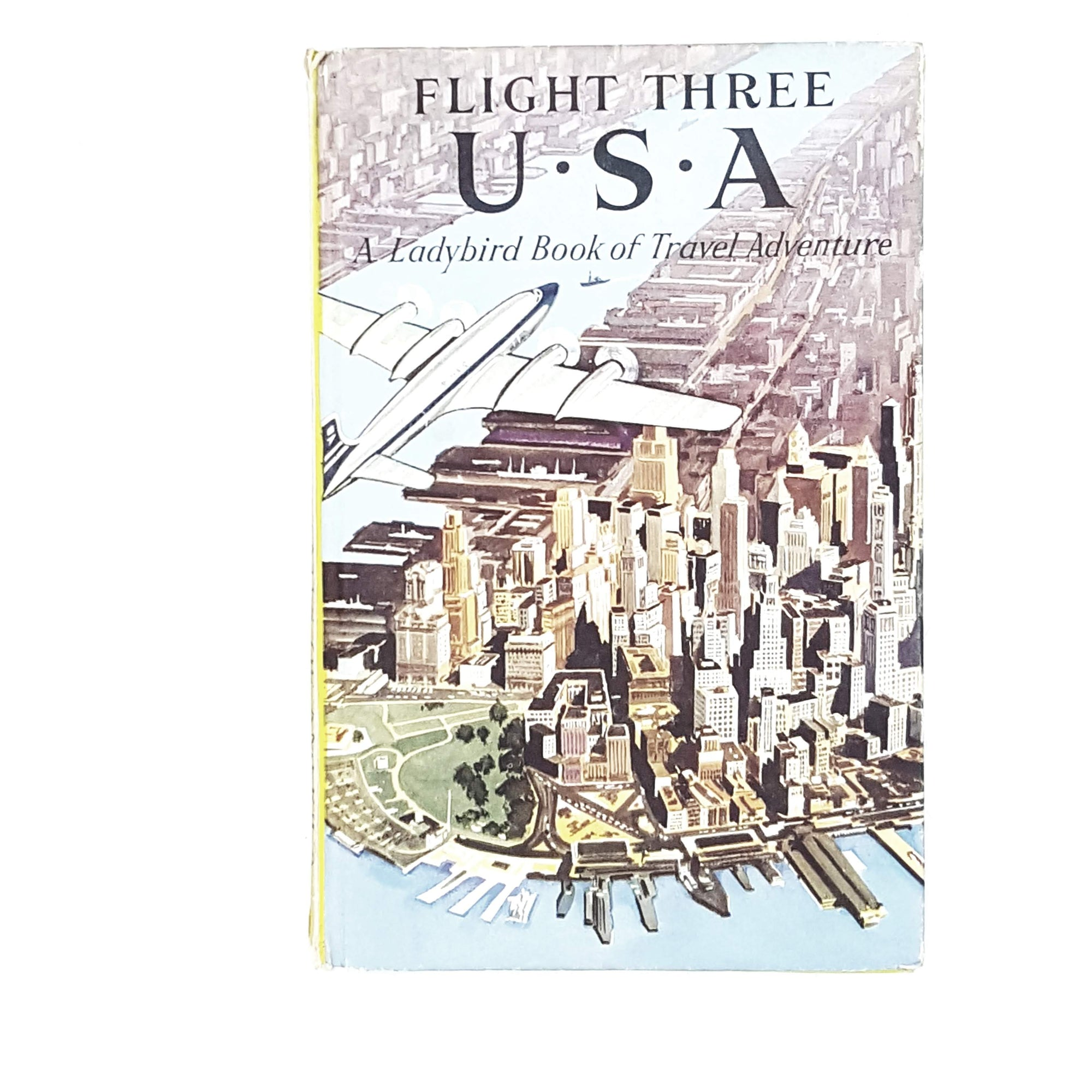 Vintage Ladybird: Flight Three USA 1959