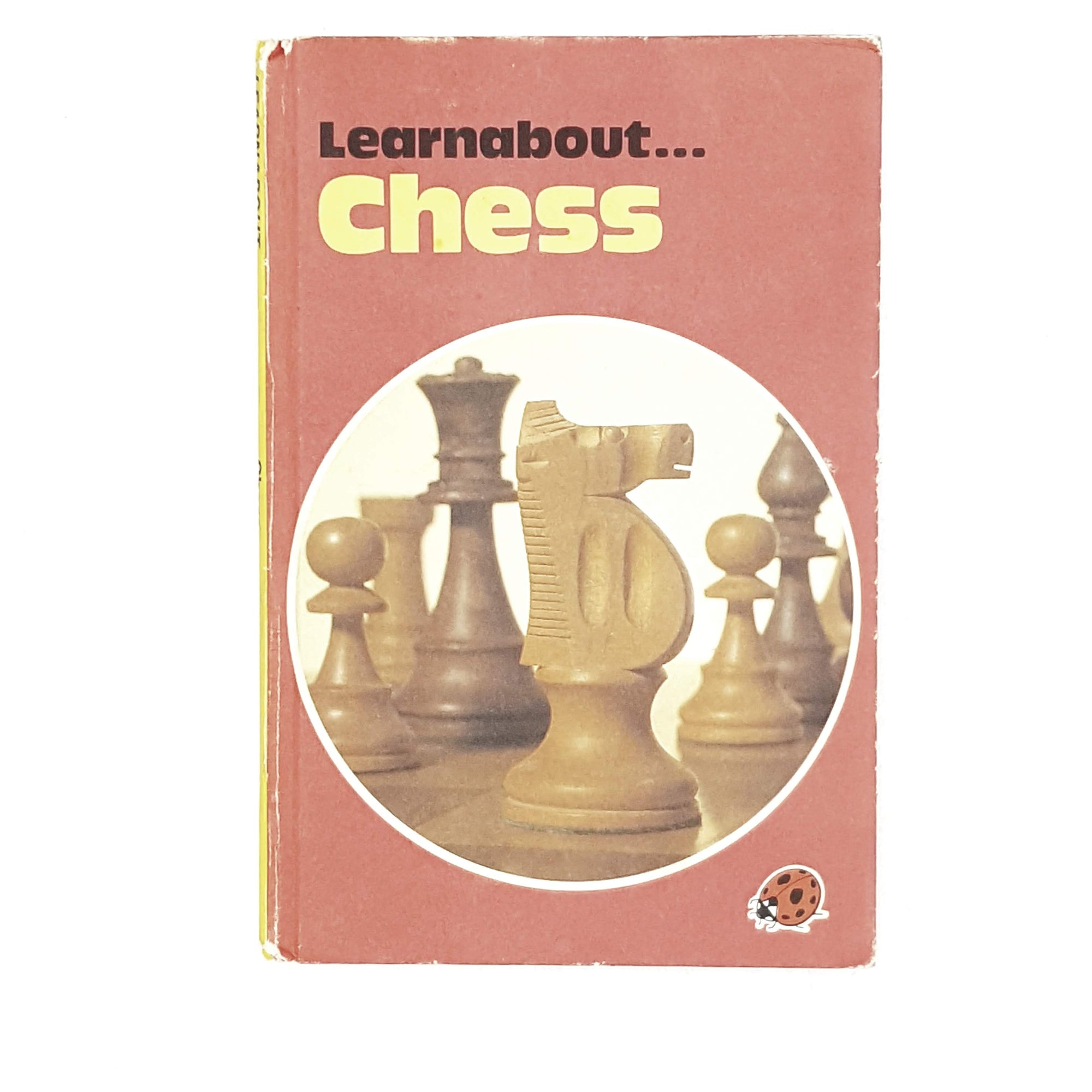 Vintage Ladybird: Learn About Chess