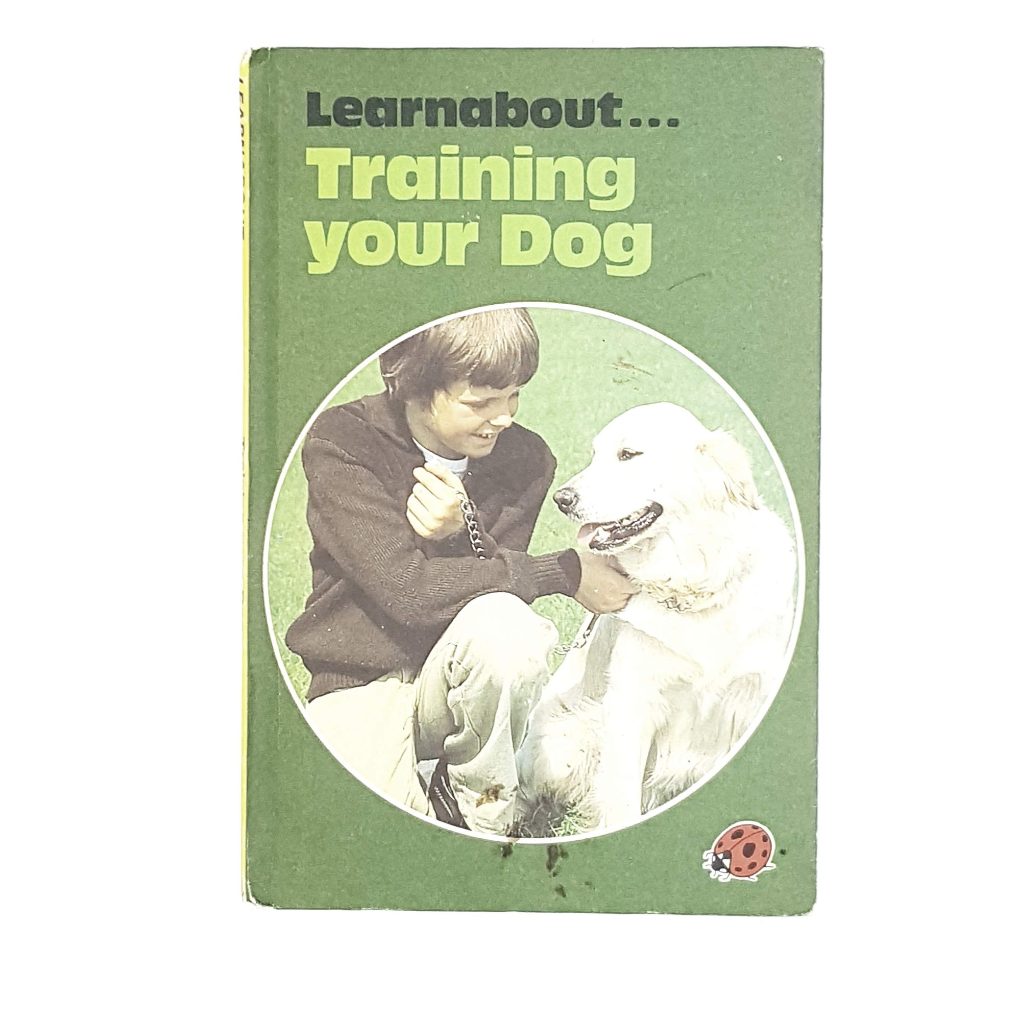 Vintage Ladybird: Training Your Dog