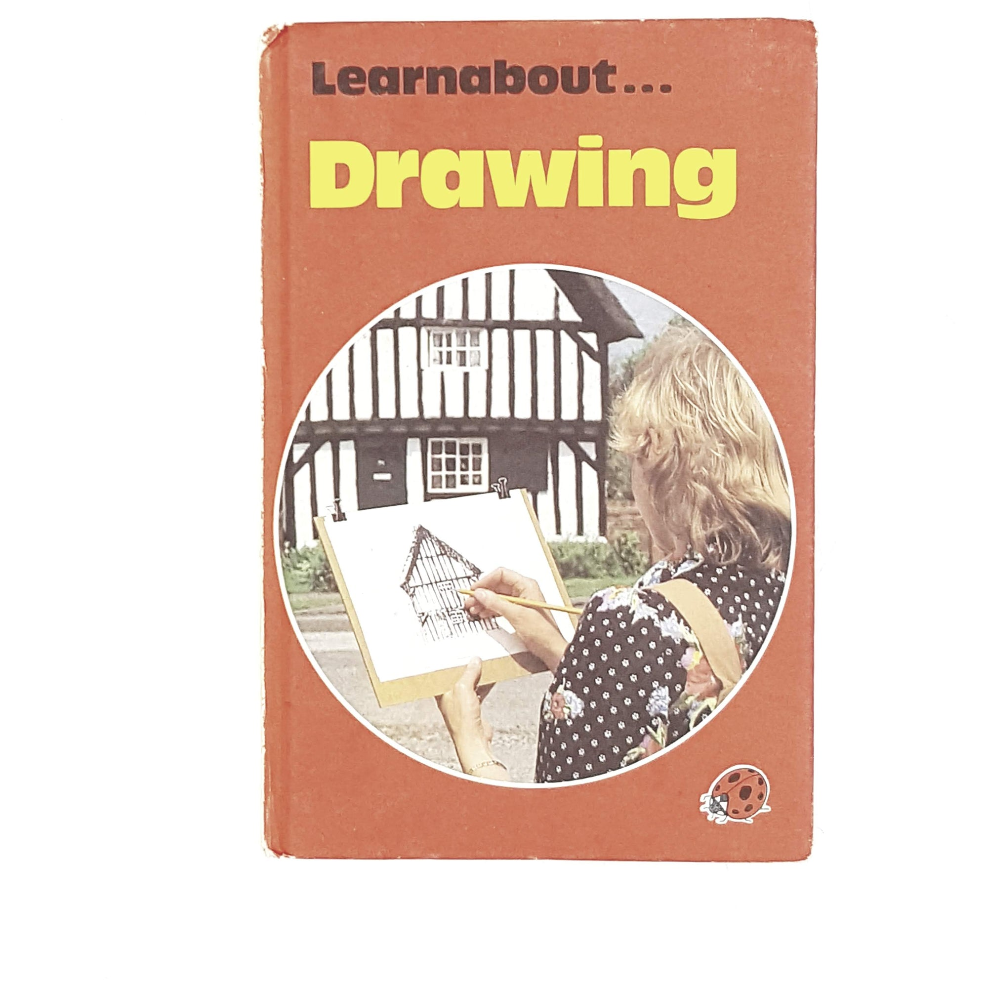 Vintage Ladybird: Learn About Drawing