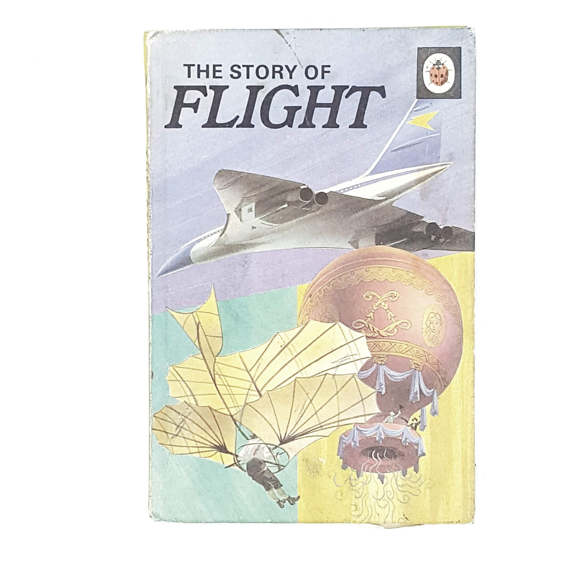 Vintage Ladybird: The Story of Flight 1972