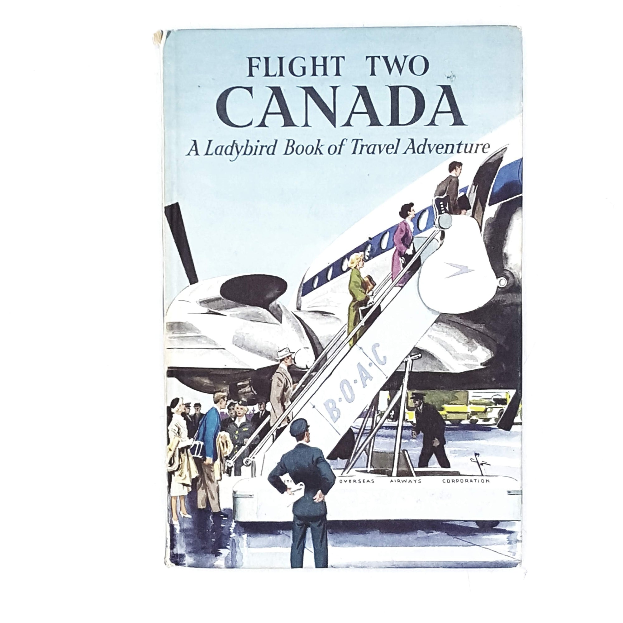 Vintage Ladybird: Flight Two Canada 1959